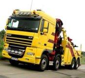 Услуги грузового и легкового эвакуатора