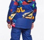 Костюм зимний для мальчика (куртка +брюки)