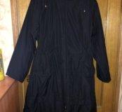 Демисезонное пальто 48