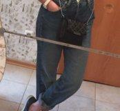 Boyfriend джинсы бойфренд