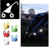 Светодиоидные фонари для детской коляски