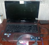 Мощный Ноутбук Asus K53SJ
