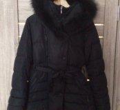 зимняя куртка из снежной королевы
