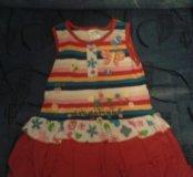 Платья 3шт