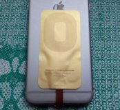 iPhone Приёмник для беспроводной зарядки