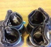 Зимние ботинки Bebetom ортопедические