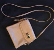 Кожаная сумочка из Бразилии