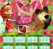 Календари,открытки,плакаты и др с вашим фото