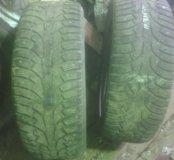 Зимняя шина 235 55 17 хакапелита