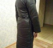 Зимняя стеганная куртка