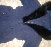 Куртка рост 140
