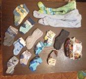 Носочки, колготки