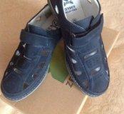 Подростковые ботинки 36р.