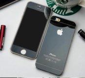Стекло Для iPhone 4-4s 5-5c-5se