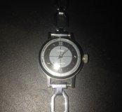 Часы наручные женские чайка