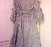 Платье 42р -48р