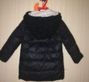 Пуховик-Пальто Зимний
