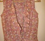 Топ рубашка кофточка  DKNY оригинал