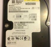 HDD 200 Gb IDE