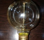 Лампа Эдисона Шар Е27