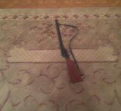 Ружье игрушечное на пистонах