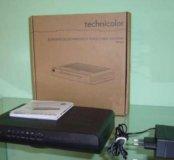 Wi fi роутер technicolor TC 7200