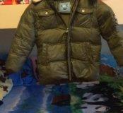 Куртка хаки AMICI