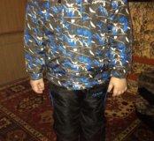 Куртка и штаны на мальчика 98 см