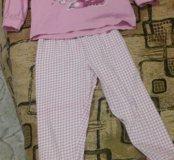 Пижамы на девочку
