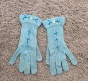 Шарфы, перчатки, берет