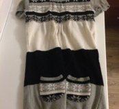 Продам телплое платье
