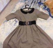 Красивое авторское платье