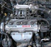 Двигатель 5AFE в разбор