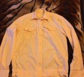 Рубашка кадетская