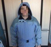 Женская зимняя спортивная куртка