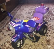 Электрический мотоцикл