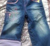 Тепленькие джинсики
