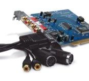 Звуковая карта M-audio Audiophile 2496