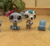 Набор Littlest Pet Shop