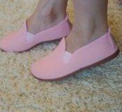 Обувь новая весна-лето