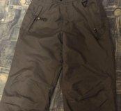 Тёплые штаны р 130