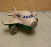 Самолет и барабан