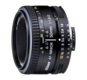 Новый Объектив Nikon 50mm 1.8 D AF