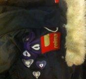 Зимняя куртка Reima 134-140р