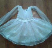 Праздничное платье р80-95