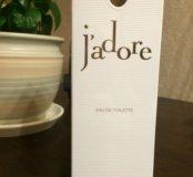 Настоящие НОВЫЕ духи J'adore Dior 75 ml