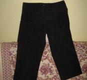 НОВЫЕ вельветовые штаны-бриджи