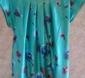 Платье для беременных 100%шелк