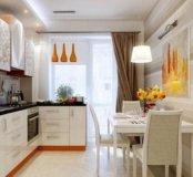 Дизайн кухонь.