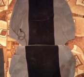 Чехлы на передние сиденья Ниссан цефиро